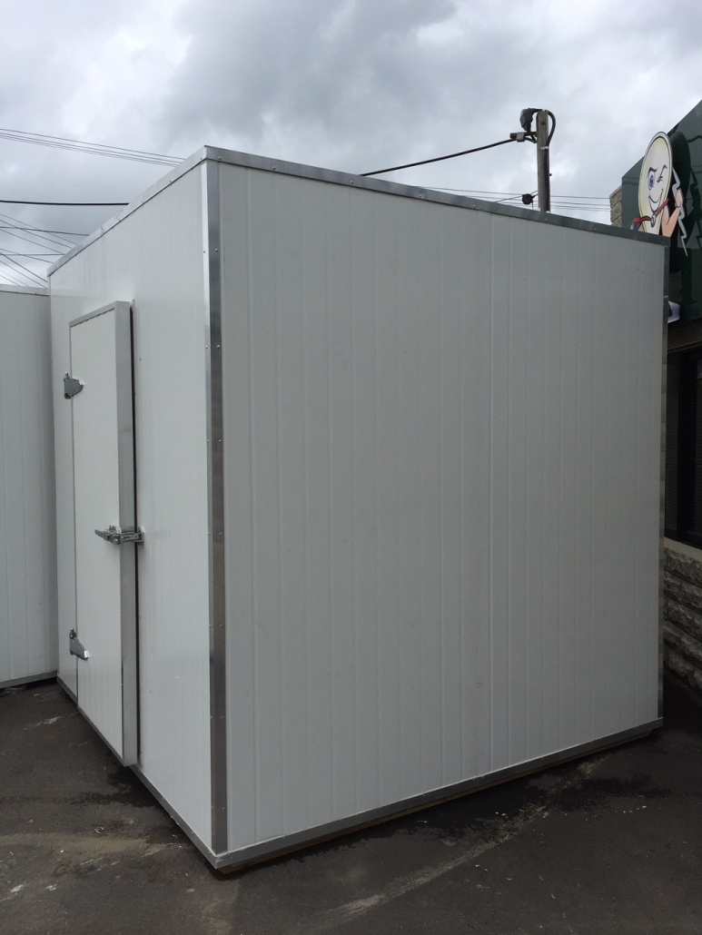 NZ Custom Designed & Built Freezer Rooms.