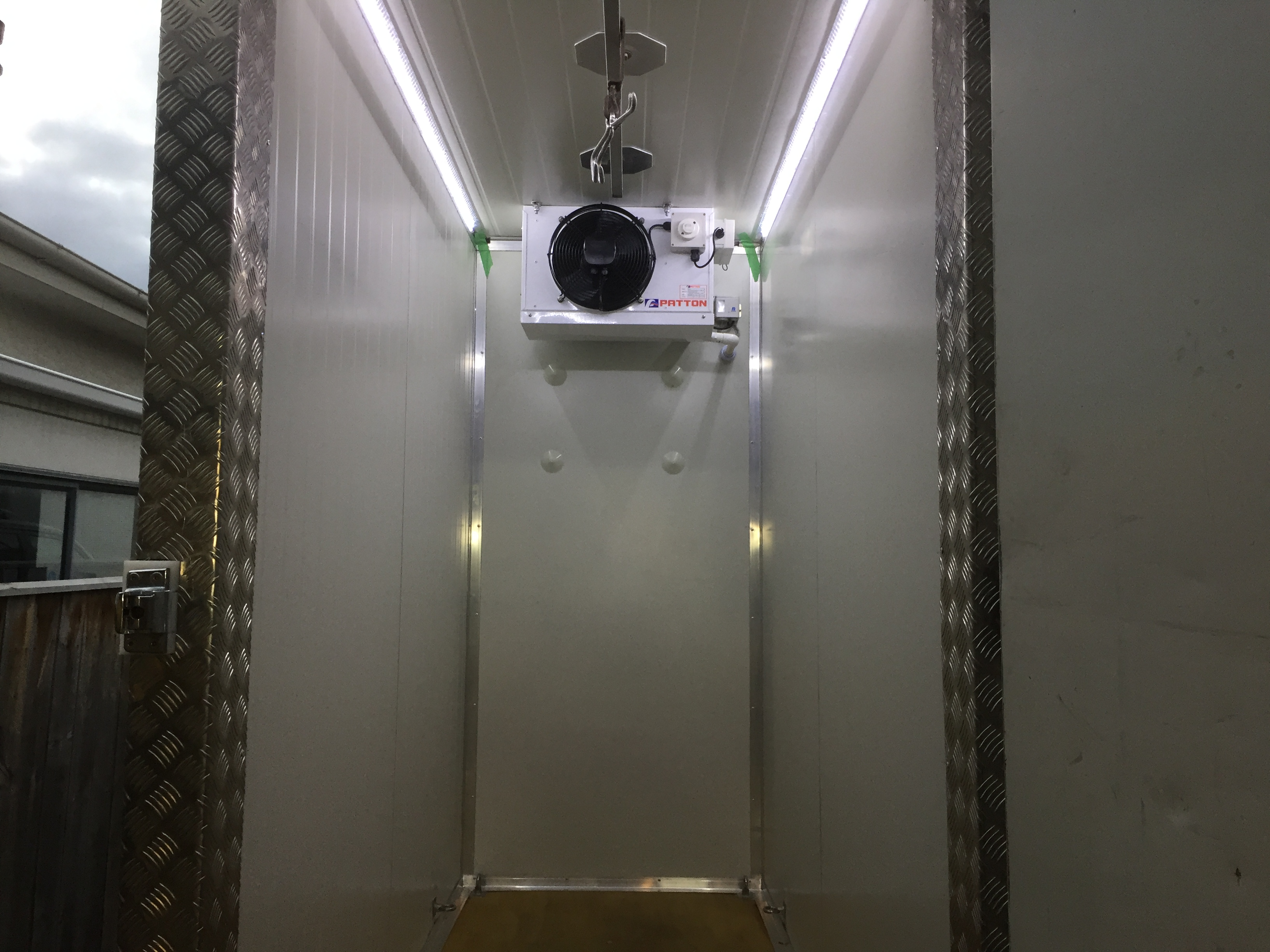 Custom-designed and built Chillers, Freezer rooms New Zealand