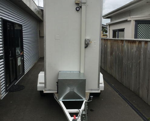 New Zealand Mobile Chiller Units. Custom Designed & Built to meet your needs.