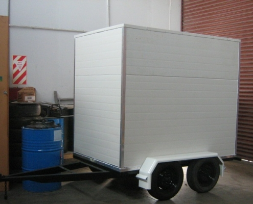 New Zealand Mobile Chiller Units. Custom Designed & Built