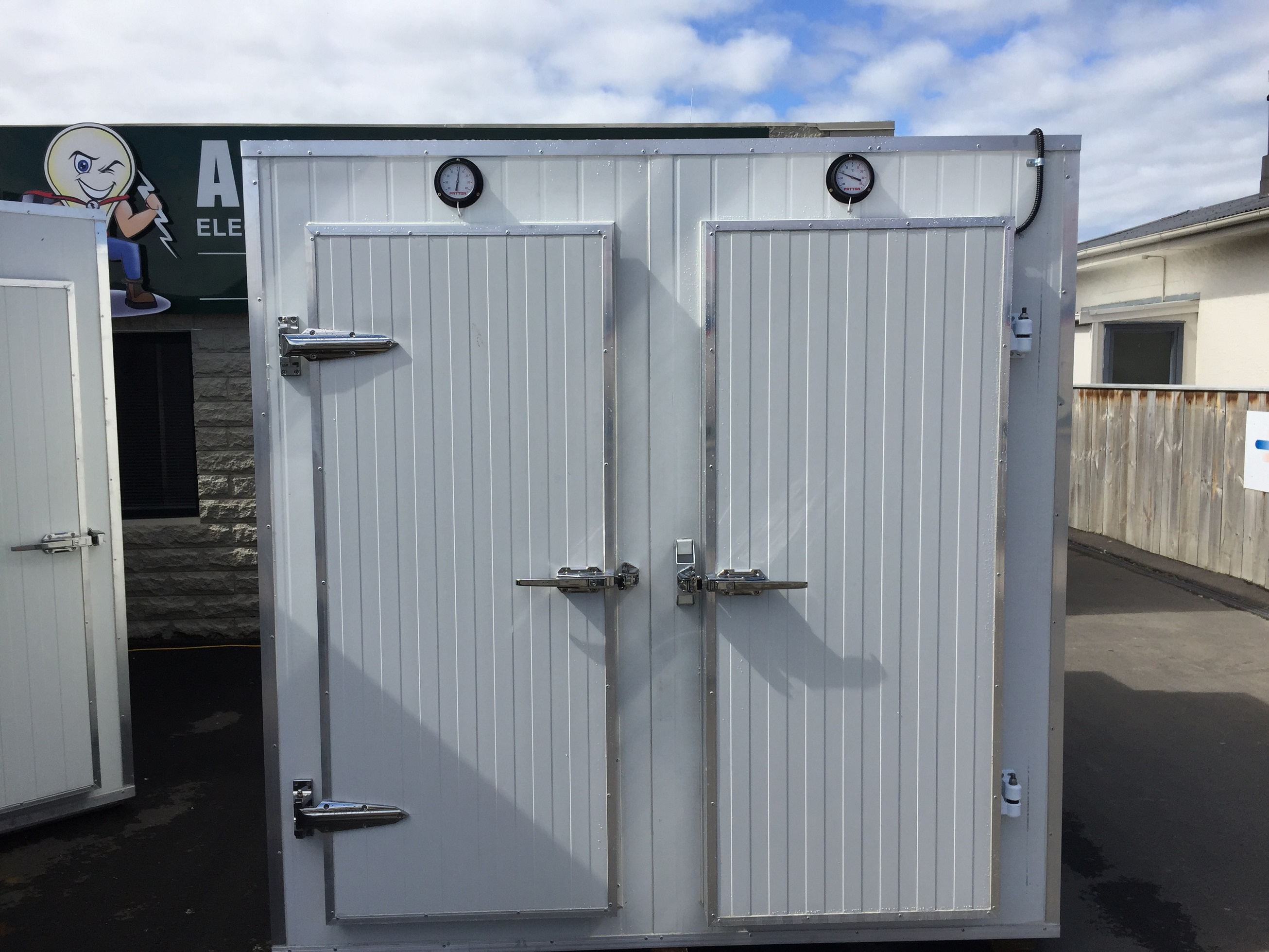 NZ Custom Designed & Built Chillers. Oneshot Chillers New Zealand